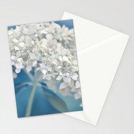 Beautiful White Hydrangea 276 Stationery Cards