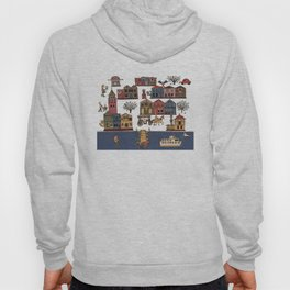 Urban Regeneration Hoody