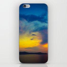 My sunset iPhone Skin