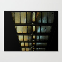 descending Canvas Print
