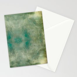 Cloudy Mountain Music Stationery Cards
