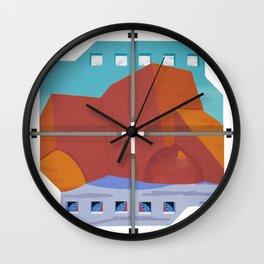 Rancho De Taos Church Wall Clock
