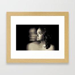 Lila Rose Framed Art Print
