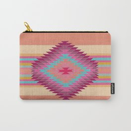 FIESTA (pink) Carry-All Pouch