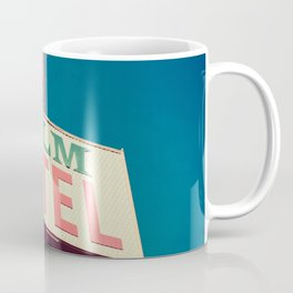 Palm Motel Coffee Mug