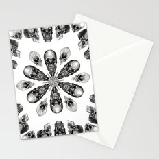 A Death Hex Stationery Cards