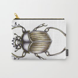 Scarab's Curse Carry-All Pouch