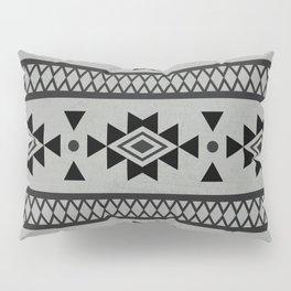 Abstract Tribal Native Geometric Pattern Pillow Sham