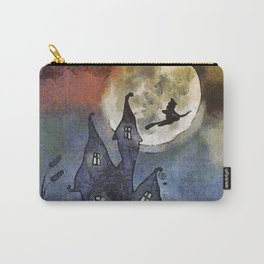 Halloween Horror Scene Carry-All Pouch