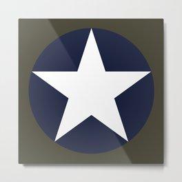 USAAF Roundel Metal Print