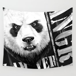 angry Wall Tapestry