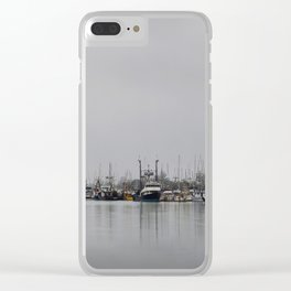 Across The Bay Clear iPhone Case