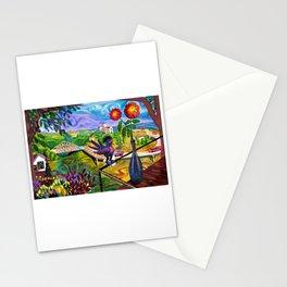 Kino in Zipolite Stationery Cards