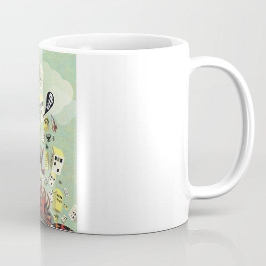 Tsuna me  Mug