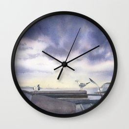 Meeting Wall Clock