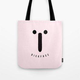 DICKFACE Tote Bag