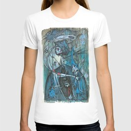 exiled archangels T-shirt