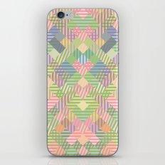 GEOMETRIC III iPhone & iPod Skin