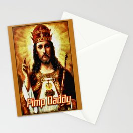 Pimp Daddy Stationery Cards