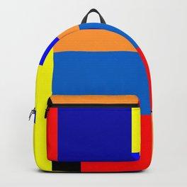 Mondrian #35 Backpack
