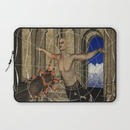 Spiders Web Laptop Sleeve