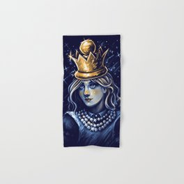 Queen Alice Hand & Bath Towel