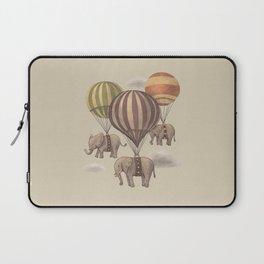 Flight of the Elephants  Laptop Sleeve