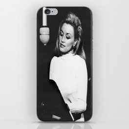 Saint Dolly Parton Portrait iPhone Skin