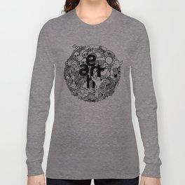 Earth with Art Long Sleeve T-shirt