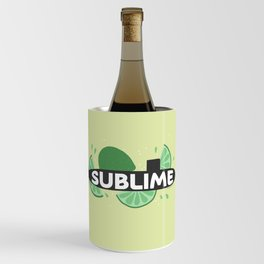 Sublime Wine Chiller