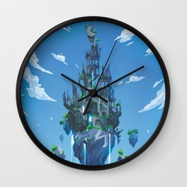 Lost Time Wall Clock