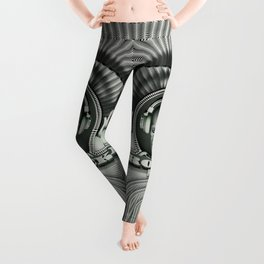 Currency of Rock / Accept no substitutes Leggings