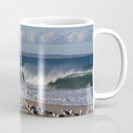 horizontal stripes Coffee Mug