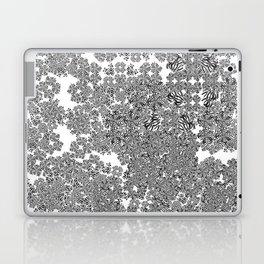 Expansion (White) Laptop & iPad Skin
