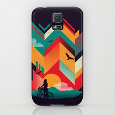 Bike Ride Galaxy S5 Slim Case