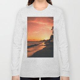 When the sun goes down Long Sleeve T-shirt