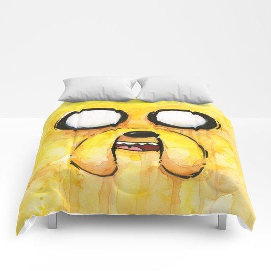 Jake Face Comforters