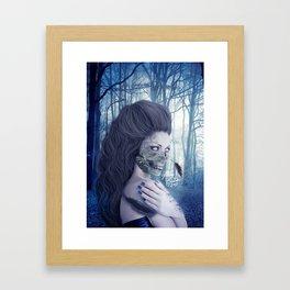 Alethia Framed Art Print