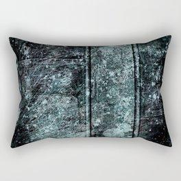 Urban Denim Rectangular Pillow