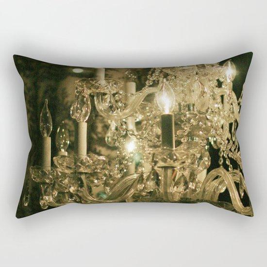 New Orleans Chandelier Rectangular Pillow