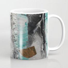 Stripes with Gold Coffee Mug