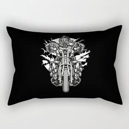 Maskrider Rectangular Pillow