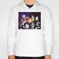 fairy tail Hoodies featuring Fairy Tail Chapter 440 by Minty Cocoa