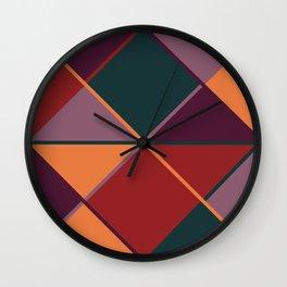 Winter 2017 Wall Clock