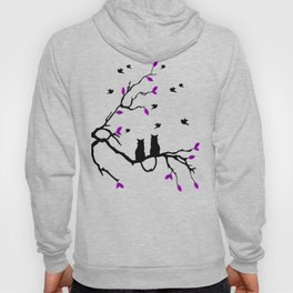 Lovecats - Together forever Hoody