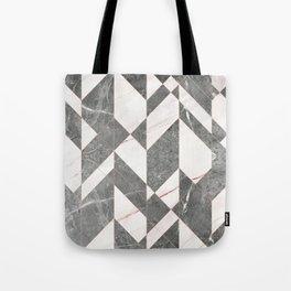 marble lines Tote Bag