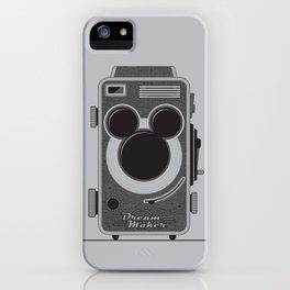 Dream Maker iPhone Case