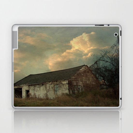 The Old Shed Laptop & iPad Skin