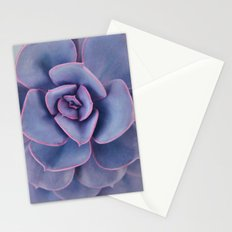 Purple Pearl Stationery Cards