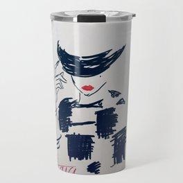 fashion babe Travel Mug